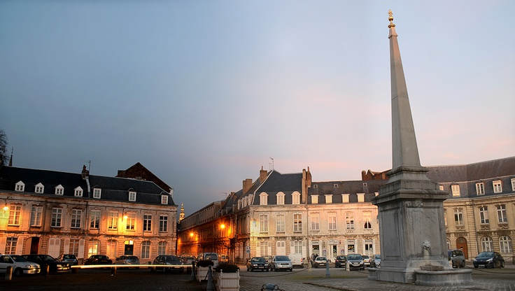 Place Victor Hugo - Arras
