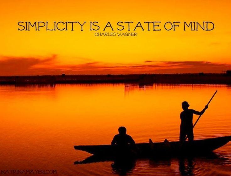 Simplicity Yoga Quotes. QuotesGram