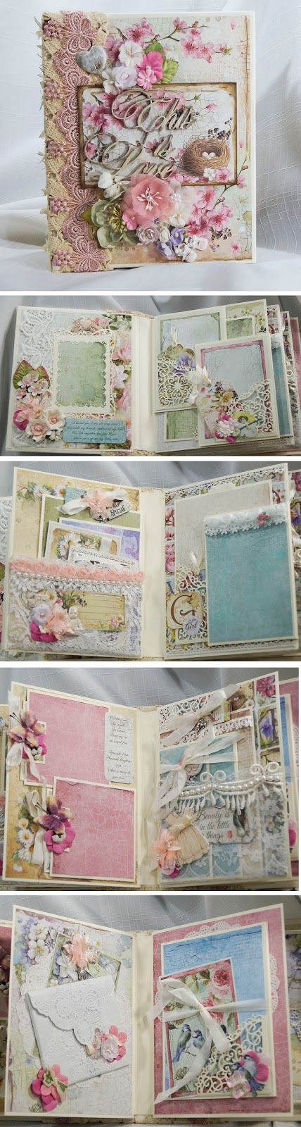 Terry's Scrapbooks