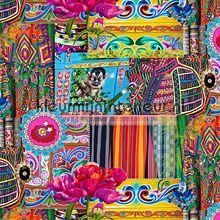 Oosterse bazaar multiculti gordijnen