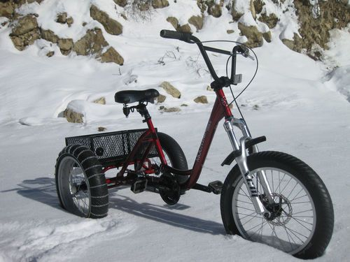 Bikes For Heavy People Trike MOUNTAIN TRIKE SPEED FAT