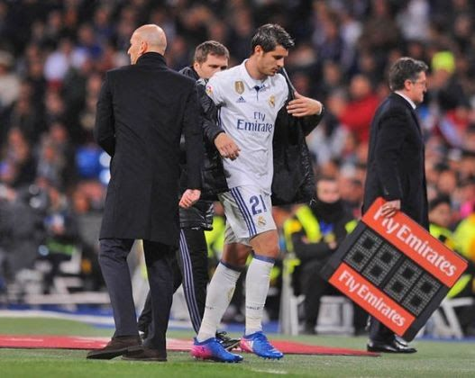 The Spanish global was not happy with his lack of not playing-time for the Los Blancos in spite of winning the La Liga and UEFA Champions League title last season.  Morata had at first concurred individual terms with Manchester United however Real Madrid declined to pitch to the Red Devils as a payback on the David de Gea fizzled offer and the Red Devils unwillingness to give the Spaniard a chance to leave the club.  In any case Real Madrid administrator Zinedine Zidane has turned out…