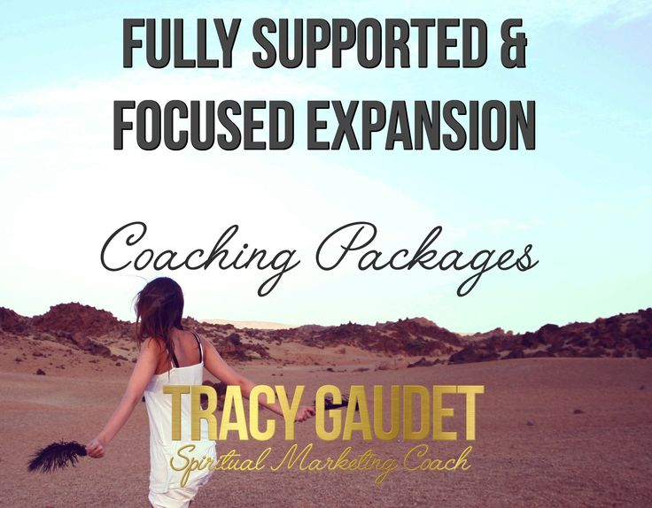 Marketing and Spiritual Coaching for Business Owners