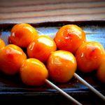 盆栽カフェ・グラード (Bonsai cafe GRADO)- 料理写真:お豆腐のみたらし団子。
