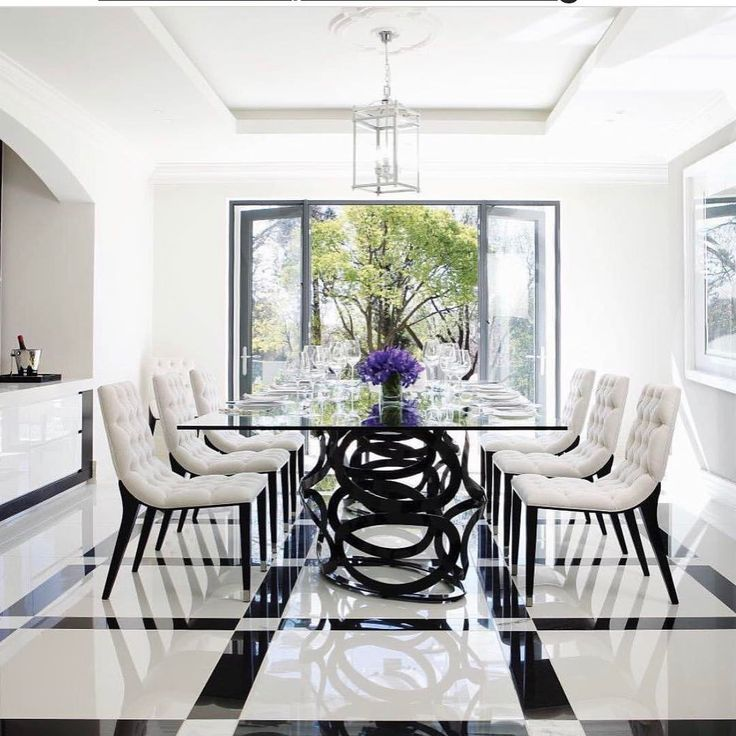 Such a stunning outcome combining our Club dining chairs with our No More dining table. Italian Design at its best! www.sovereigninteriors.com.au