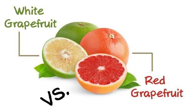 What is the differences between white grapefruit and red grapefruit? Which type of grapefruit juice is more effective? Find out here. http://ifocushealth.com/health-benefits-of-grapefruit-juice/