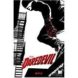 Get This Special Offer #10: Daredevil (TV Series 2015 - ) 8 inch x 10 inch Photo Black White & Red Netflix Poster kn
