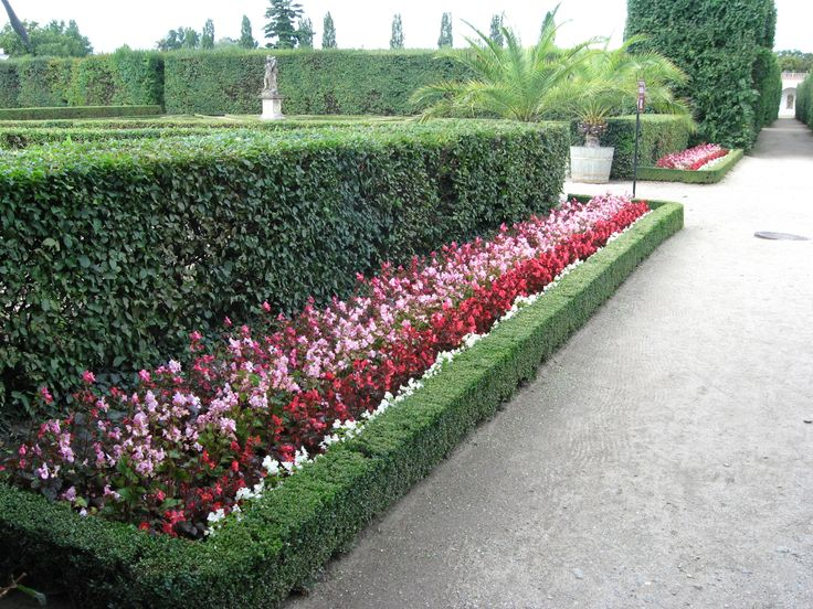 Květná zahrada.Kroměříž