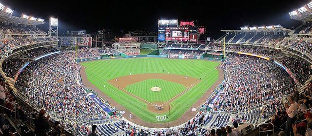 #MLB: Los Nacionales ya se preparan para el Juego de Estrellas del 2018