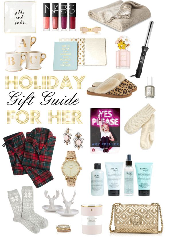 Xmas Gift Ideas For Her 2016 Part - 17: Holiday Gift Guide For Her 2014