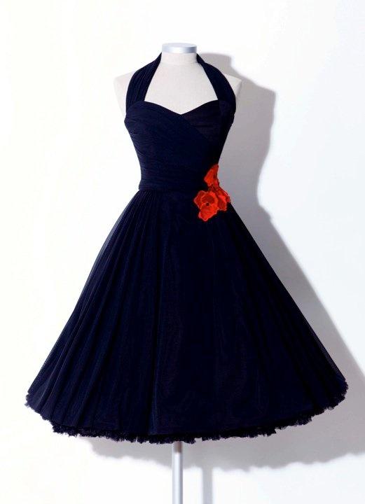 Pin Up, amo este estilo de vestidos