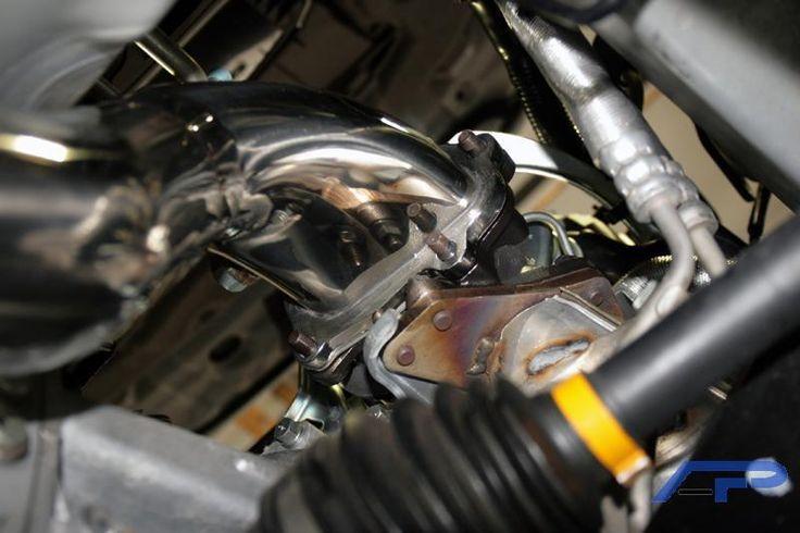 Agency Power Catless Downpipe 2008-09 Subaru WRX STI