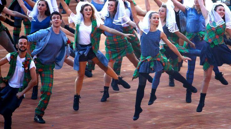 Glasgow 2014: Commonwealth Games opening ceremony - BBC Sport