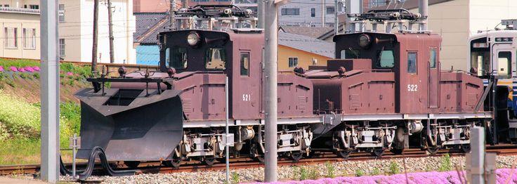 ML521形えちぜん鉄道