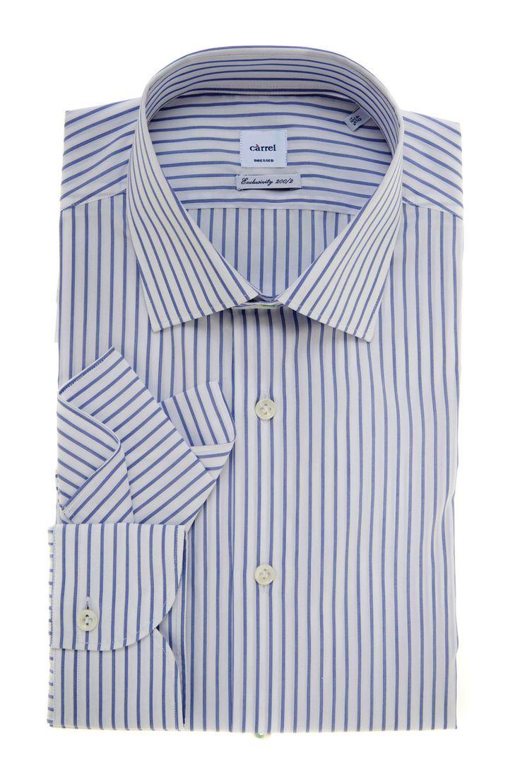 Carrel Shirt Camicia Càrrel Exclusivity 200/2 Spring Summer 2017 Collection