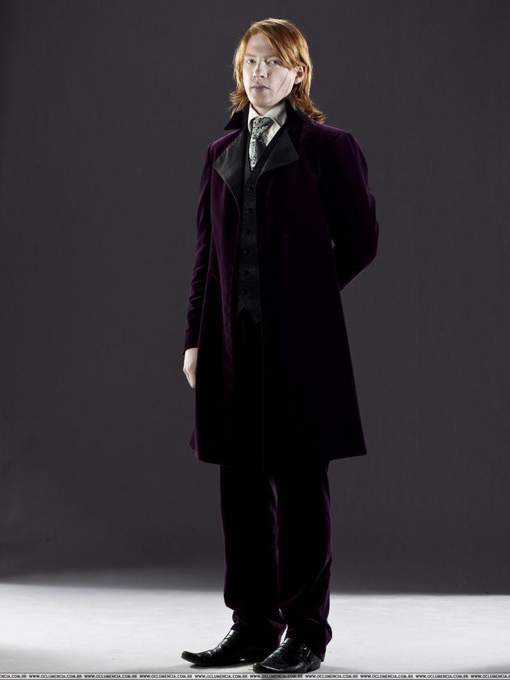 Harry Potter - Bill Weasley