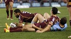 Inglis Breaks Origin Try Scoring Record - Game 1, 2012