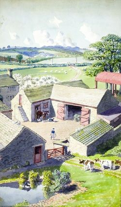 Farm, c. F. Tunnicliffe