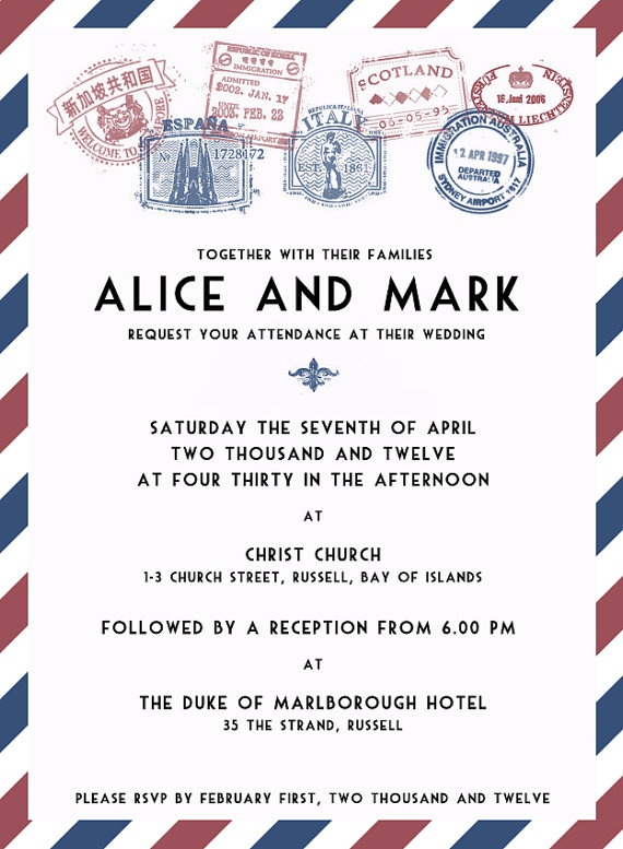 Isn T This The Cutest Idea For A Wedding Invitation Like Come On
