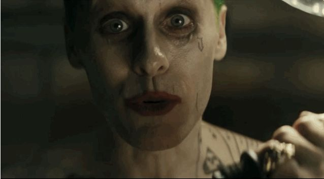 Is Jared Leto's joker great, or really, really bad?