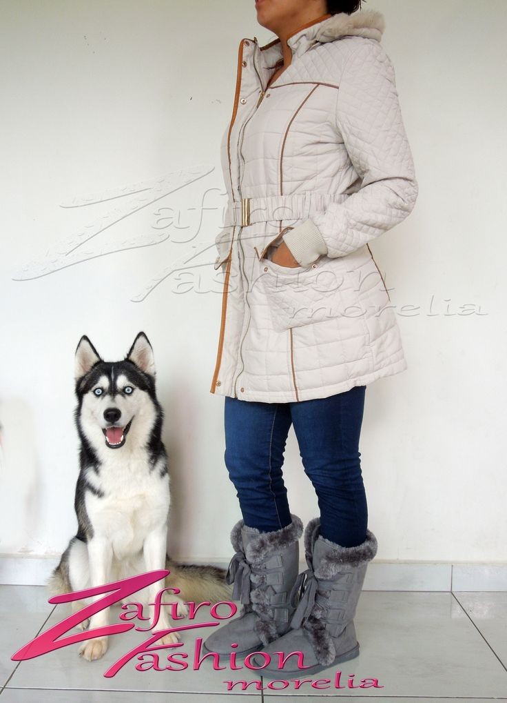 Cazadora color beige Bota ugg Marca justfab  encuentra este outfit en facebook en Zafiro Fashion Morelia o en instagram en steff_zafirofashion