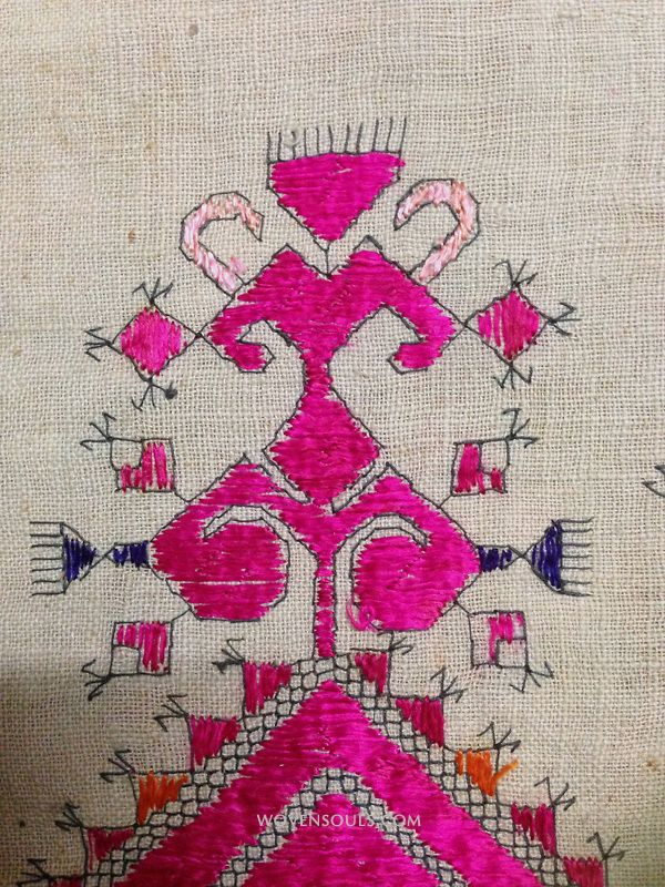 Antique Shawl from Swat Valley