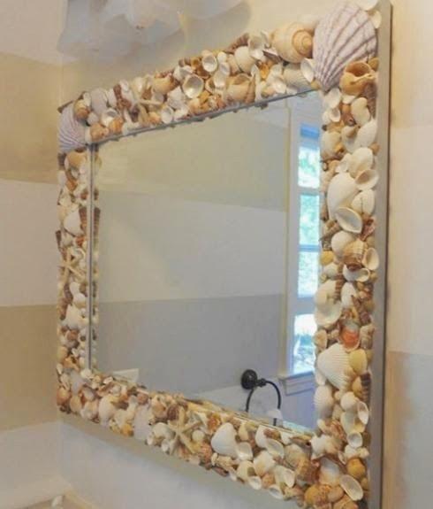 decorar-conchas-moldura-espelho                                                                                                                                                                                 Mais