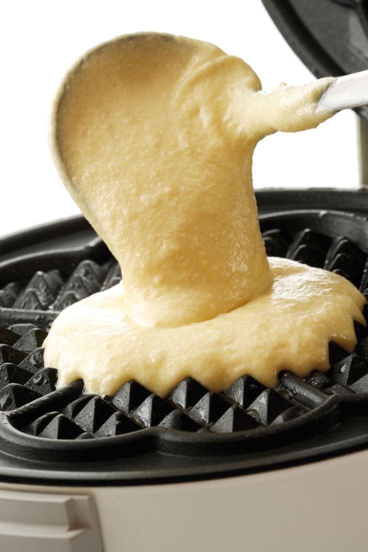 5 waffle iron hacks you'll wish you knew sooner