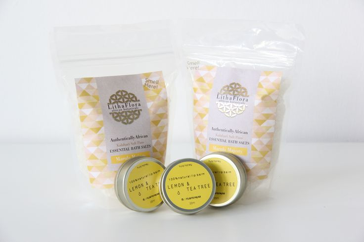 [CRAFT+DESIGN] Producer : LITHAFLORA AFRICAN BOTANICALS LithaFlora African Botanicals is a health and wellness, lifestyle brand with a heart. All products are infused with indigenously African, if not fully Fynbos derived botanical oils.