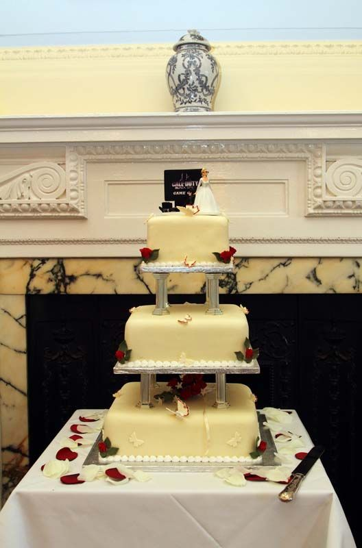 wedding ideas newcastle wedding cake kirkley ponteland northumberland 28261