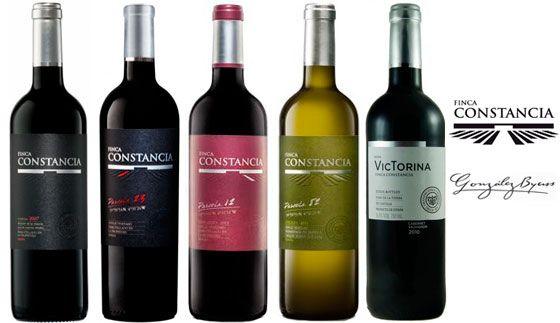 Cata de los vinos de Finca Constancia, de González Byass en TomeVinos Madrid http://blog.tomevinos.com/2013/06/cata-de-bodegas-finca-constancia-vinos-italianos/
