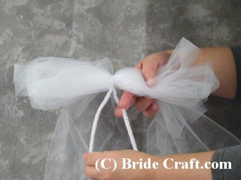 Tulle Pew Bows | Create Tulle Pew Bow Decorations for Your Wedding!