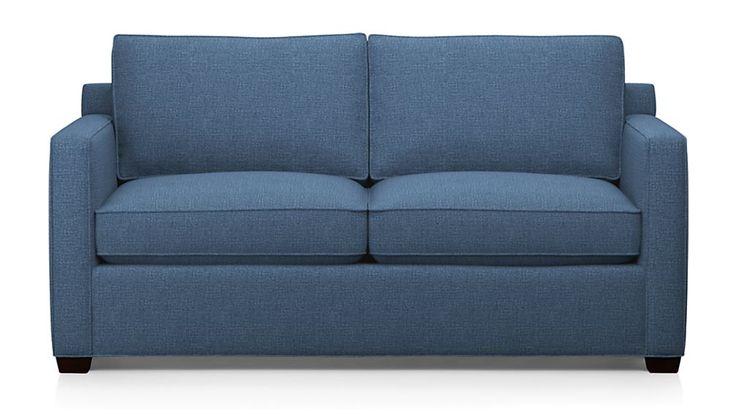 Davis Full Sleeper Sofa with Air Mattress - Ocean