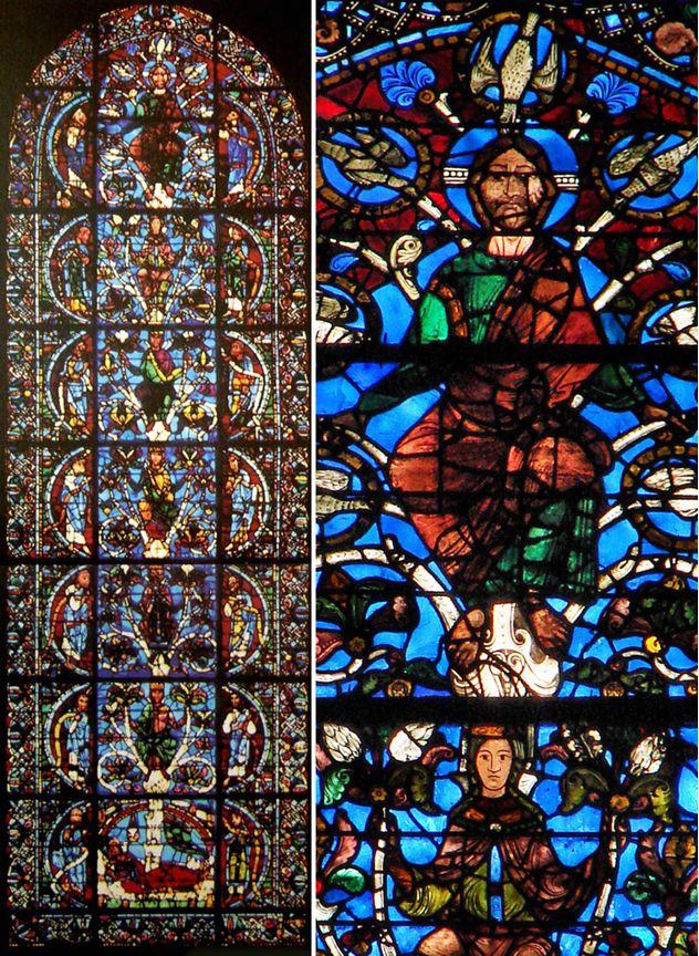 Tree of the Life - Cattedrale di Chartres - Albero di Jesse