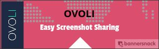 Are you looking for an instant way to #share images or screenshots? #OVOLI is a #freescreenshotsharing app that is specifically designed to share #screenshot and #images online. By simply accessing the internet, you can upload it on the app to be seen by others.
