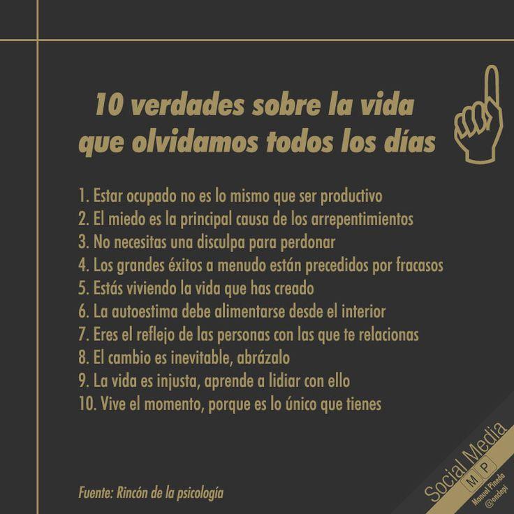 #socialmediamp #accion #verdades