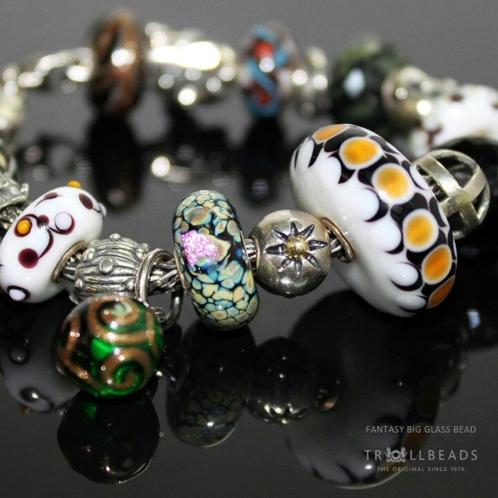 Fantasy Big Glass Bead