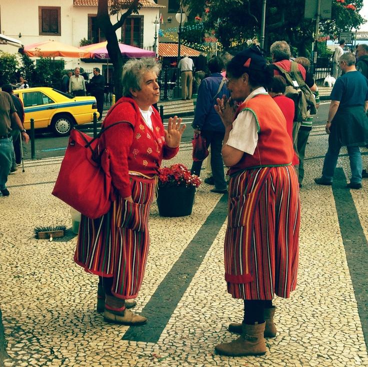 Madeira women