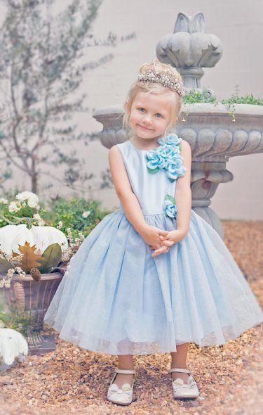 Cinderella Blue Garden Gown Preorder 2 to 14 Years