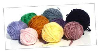 Magic ball maken van je restjes wol, zo doe je dat.