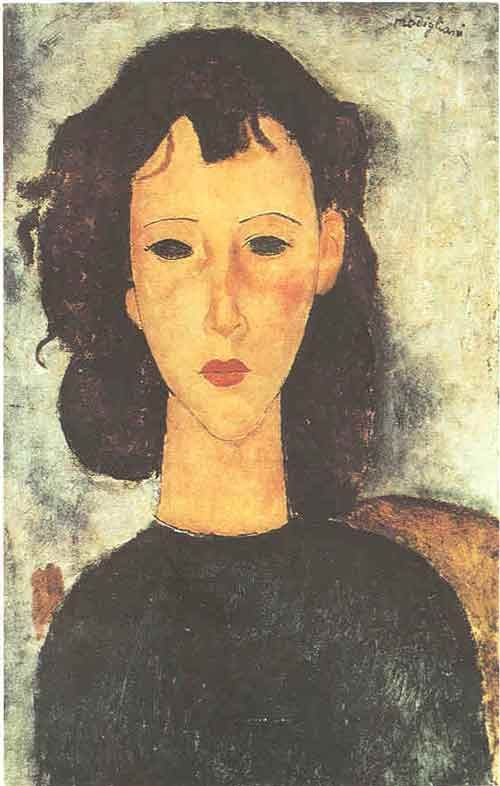 Modigliani Maler