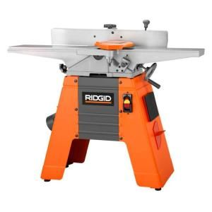 RIDGID 6-Amp 6-1/8 in. Corded Jointer/Planer-JP0610 at The Home Depot