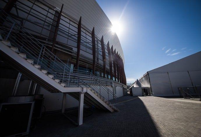 Arena Carioca 1 - Parque Olímpico Rio 2016 (Foto: Renato Sette Camara/Prefeitura do Rio)