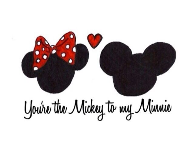 Mickey Minnie Mouse | Transparent Tumblr | Pinterest ...