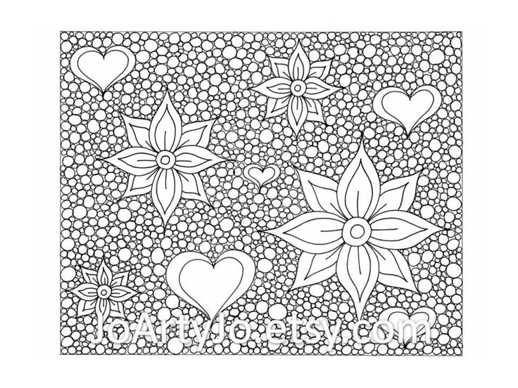 Zendoodle Coloring Pages Endearing 652 Best Coloring Pages Images On Pinterest  Coloring Books Inspiration Design