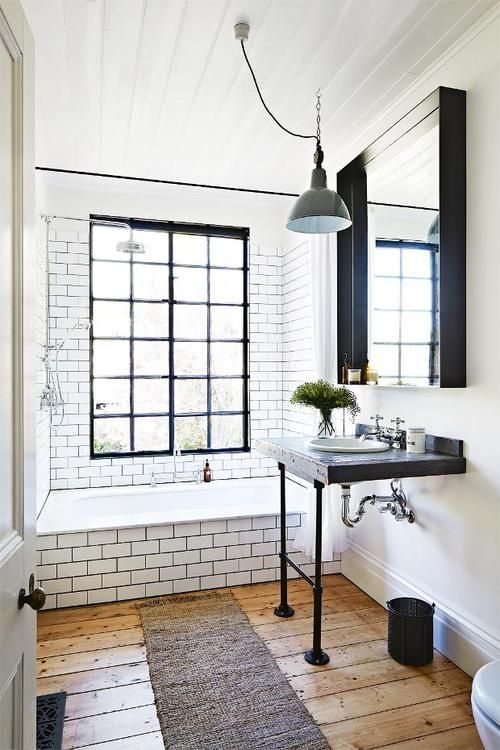so obsessed with the darker elements, I think I want a masculine feel. Definite on dark grout
