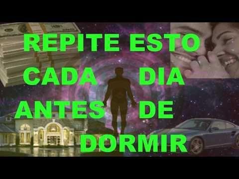 REPITE ESTA PALABRA CADA DÍA ANTES DE DORMIR Y MIRA LO QUE SUCEDE!!! - YouTube