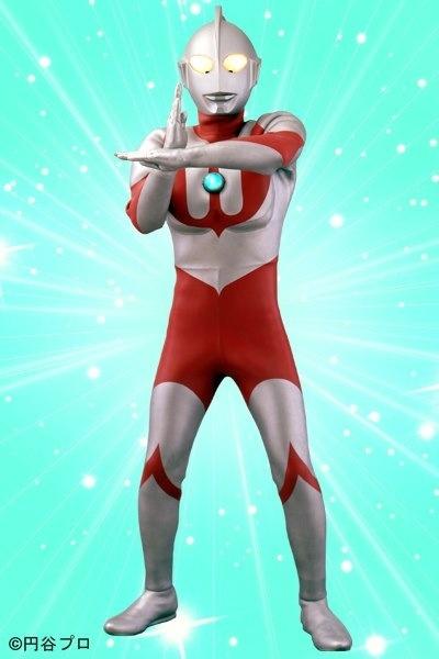 Tu te souviens de ce qu'avait l'air Ultraman? Pas moi!  Pourtant j'aimais beaucoup (mais j'étais bien petite! :)