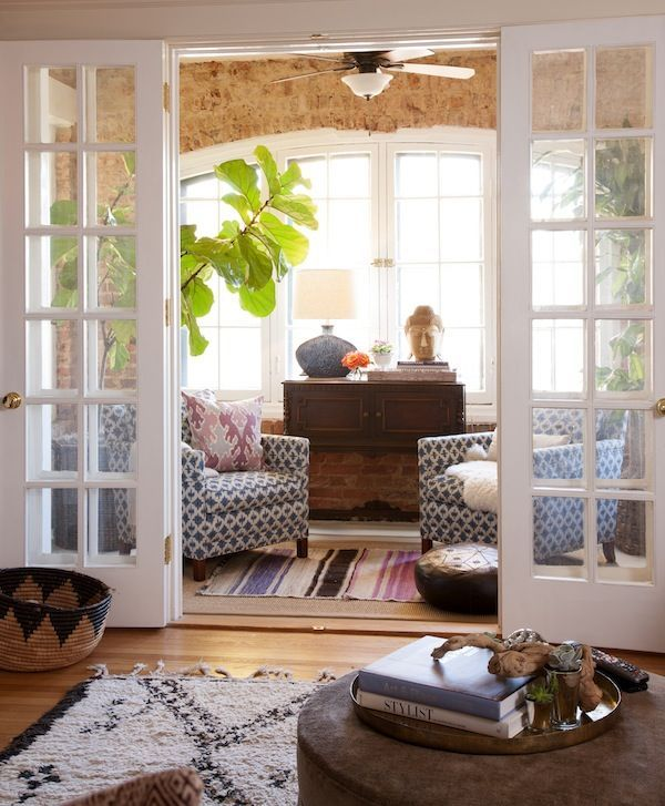 25+ Best Ideas About French Doors With Screens On