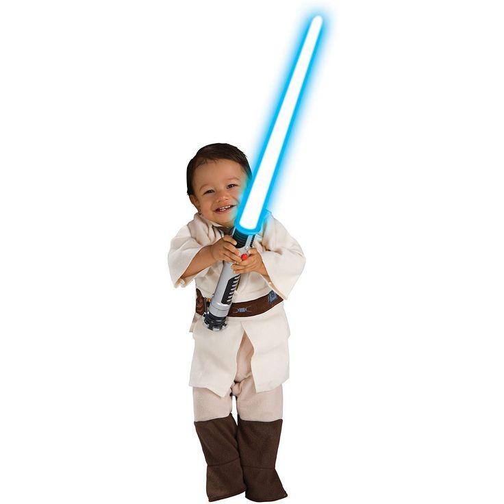 Star Wars Obi Wan Kenobi Costume - Toddler, Boy's, Size: 2T, Multicolor